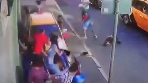 SRE ofrece apoyo a mexicanas heridas por embestida de taxi en Moscú