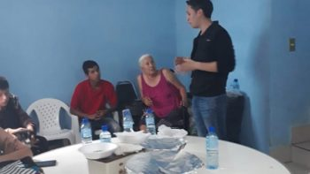 Alcalde de Reynosa recorre colonias afectadas