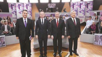 Resguardarán 900 policías, el tercer debate de candidatos a la presidencia