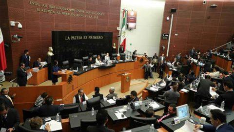 Congreso confía en que AMLO logre la pacificación