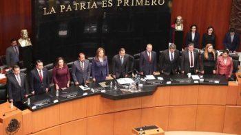Congreso pide a EPN dejar toda cooperación sobre seguridad con EU
