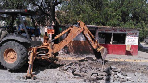 Protección Civil y Bomberos previenen sobre trabajos de construcción