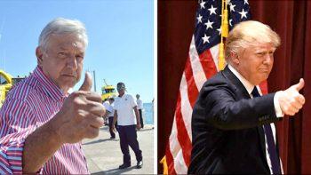 'AMLO se parece a Donald Trump': The Washington Post