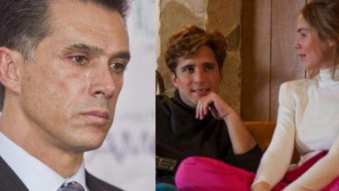 Sergio Mayer responde a burlas por serie de Luis Miguel