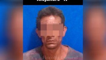 Detienen a presunto violador de menor en Jojutla