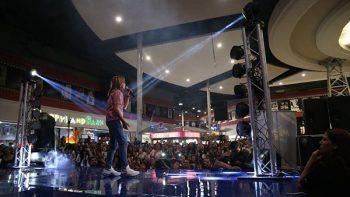 Luis Miguel 'niño' deleita a regiomontanos
