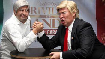 Andrés Manuel López Obrador quiere conocer a su imitador