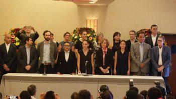 Claudia Sheinbaum presenta a integrantes de su gabinete para la CDMX