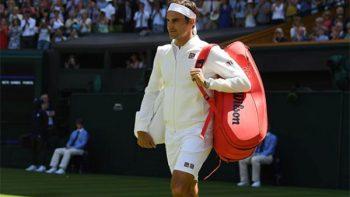 Federer, con cómodo triunfo en Wimbledon