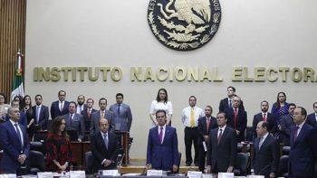 INE multa a partidos políticos por afiliación forzosa