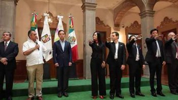 Más cambios en gobierno de Nuevo León