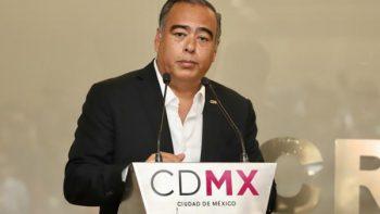 Raymundo Collins trabajó con AMLO, Ebrard y Mancera