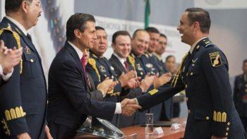 Reconoce Peña Nieto labor del Estado Mayor