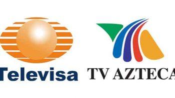 Se proclaman ganadoras de audiencia Televisa y TV Azteca