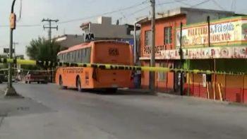 Muere mujer atropellada por camión urbano