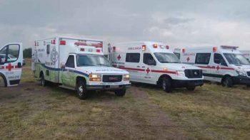 Permanecen hospitalizados 15 pasajeros de accidente aéreo