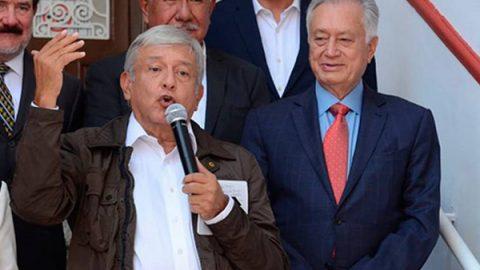 Defiende AMLO designación de Manuel Bartlett en CFE