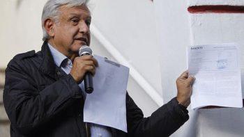 AMLO plantea 'liberar' parte de presupuesto de Morena de 2019