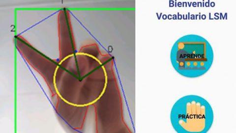 Politécnicos desarrollan app para aprender lenguaje de señas