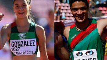 Doble oro para México en Campeonato Mundial Sub 20 de Atletismo