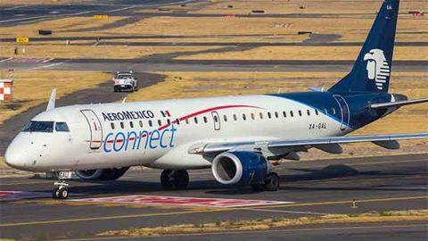 Aeroméxico aumenta vuelos a Durango por accidente de avión