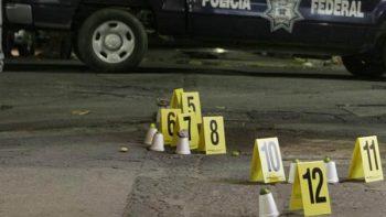 Violencia deja 7 muertos el fin de semana en Zacatecas