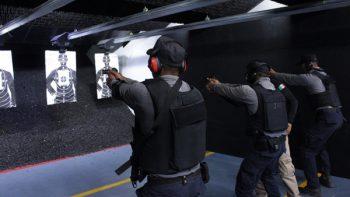 Intensifican capacitación a cadetes de Monterrey