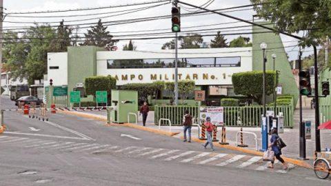 Gobierno frena venta de terreno militar en la zona de Santa Fe