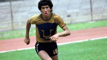 Fallece Rafael Amador, ex jugador de Pumas