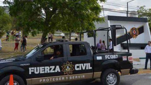 Regenerará Estado casetas de vigilancia de la zona sur de Monterrey