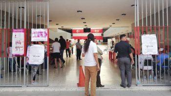 Rebasa casilla 1010 de Monterrey el 80% de votantes
