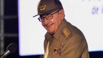 Raúl Castro felicita a AMLO por victoria del 1 de julio