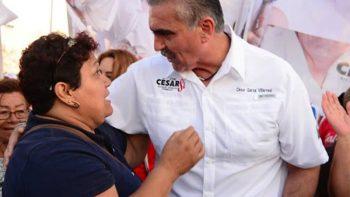 Implementará César Garza refugios para mujeres maltratadas