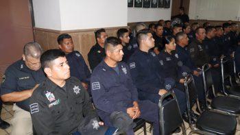 Capacitará La UCS a policías en Sabinas Hidalgo, Lampazos y Anáhuac