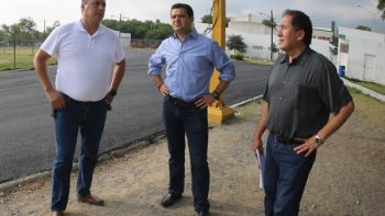 Supervisa Cienfuegos trabajos de rehabilitación en pista de atletísmo