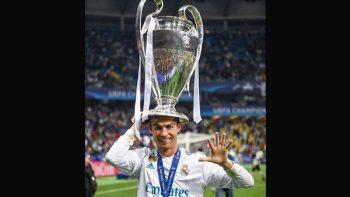 Lo que ganó Cristiano Ronaldo con el Real Madrid