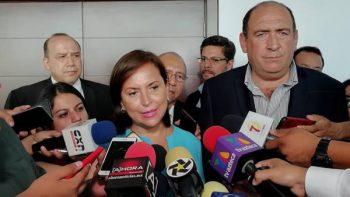 Cristina Díaz espera resolución a su favor