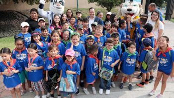 Disfrutan más de 2 mil pequeños de los cursos de verano de San Nicolás