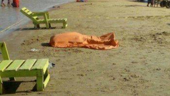 Reynosense muere ahogado en la playa Bagdad