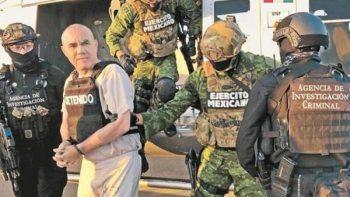EU agradece a México por extraditar a 'El Licenciado'