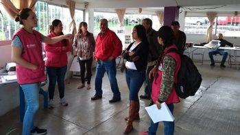 Reportan incidencias en instalación de casillas en Michoacán