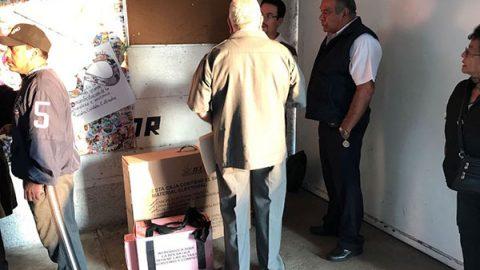 Votantes reclaman retraso en instalación de casillas en Edomex
