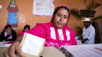 A 63 años del primer voto de las mujeres en México