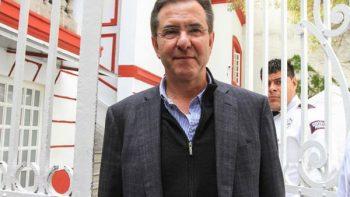 Despacharé en Puebla desde el 1 de diciembre: Esteban Moctezuma