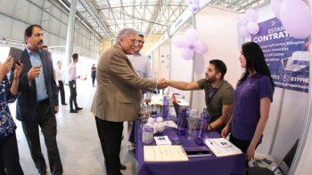 Reforzará Estado programas de promoción del empleo fuera del área metropolitana