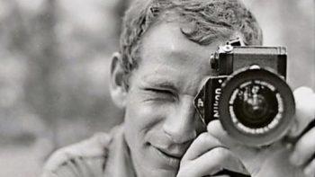 Un homenaje al fotógrafo del movimiento del 68 en Francia