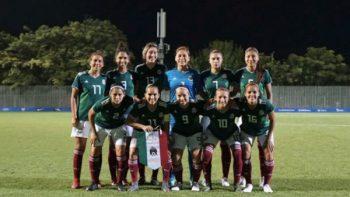 Selección Femenil de Futbol gana segundo partido en JCC por default