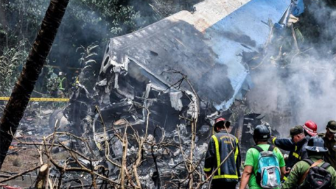 Error humano, causa del accidente de Cubana de Aviación: Global Air
