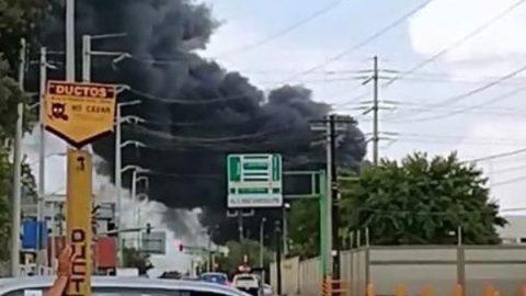 Se suelta el diablo en Monterrey; se quema otra fábrica