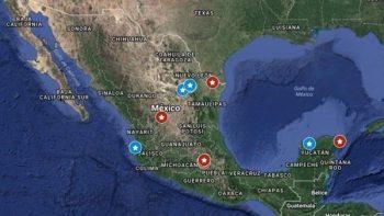 Las ciudades con mayor y menor percepción de inseguridad en México